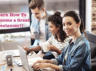 First Lessons Free – Learn Highest Paid Freelance Skills