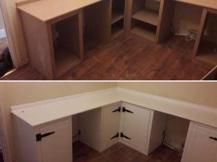 General builder, carpenter, plasterer, decorator