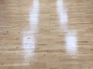 Lisburn – Wooden floors sanding + sealing