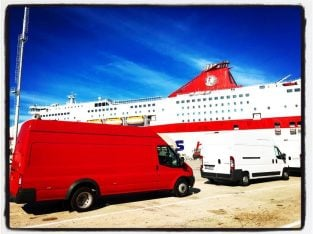 Fully Insured European Removals UK-Greece/France/Spain/Germany/Italy/Holland/Etc/Man and Van Europe