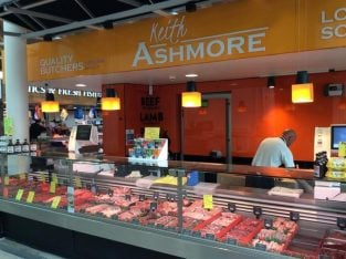 Prime Location Butchers Shop