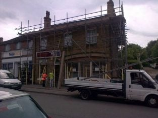 SCAFFOLDING SERVICES WEST YORKSHIRE