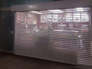 Shutter & Glass Replacement, Roller Shutters, Aluminium Shop Front, Glass Shop Front, Shop fitting