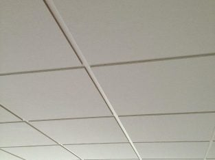 Installation of Suspended Ceilings and Partitions