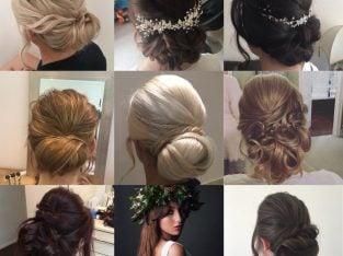 Wedding / Bridal hair specialist