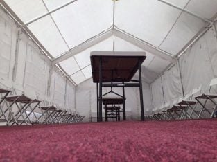 Monarch Marquees, Marquee Hire
