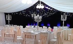 Wedding Reception Decoration Hire