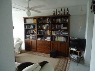 SWAP Room/little one room flat in central London, for whole house in Alicante by the sea