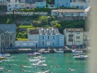 Holiday Cottage, Short Break Holidays with Spectacular Harbour View