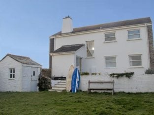 5 bedrooms Coastal Cornish Cottage close to St. Ives Bay