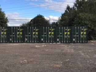 20 x 8 ft containers A2 SELF STORAGE in the Dartford/Bluewater area available to rent
