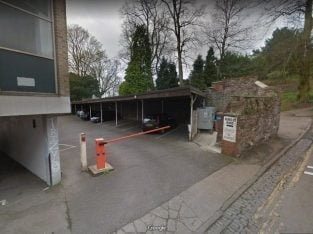 Car park space for rent in central Bristol – Secure and covered
