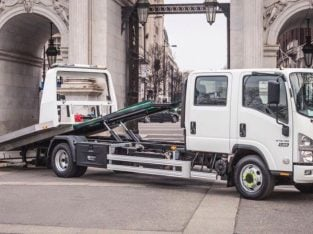 VEHICLE RECOVERY TRUCK SERVICE TOW CAR TOWING BREAKDOWN LONDON