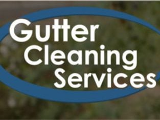 SPECIAL OFFER – Gutter Cleaning & Repairs