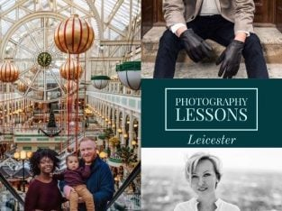 Photography lessons for beginners and amateurs