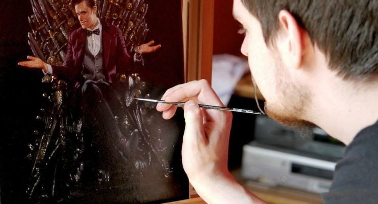 ART TUITION- Private art classes Oil Painting class Drawing class anatomy class in Glasgow