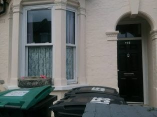North London 1 bed with garden victorian conversion one level