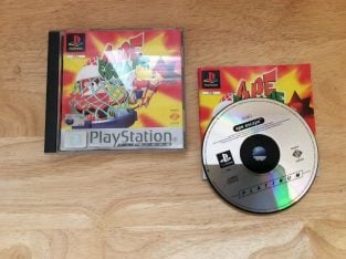Good condition Ape Escape Platinum PlayStation 1 game
