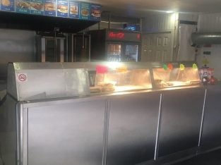 Great opportunity TAKEAWAY BUSINESS FOR SALE