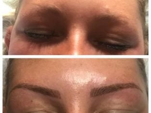 Microblading/digital hairstroke/combi brows