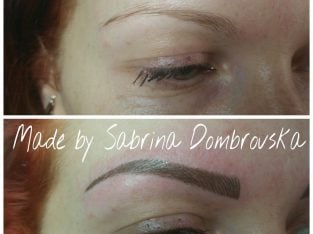 High quality Microblading and ombré eyebrows