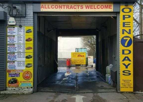 Hand car wash worker required