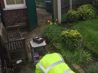 All drains unblocked fast – Blocked Drains? We operate 24/7