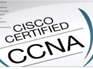 Pass in first attempt – Cisco CCNA 200-125 training one to one & hands on