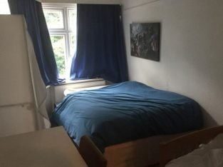 Now Available – Large Double Room