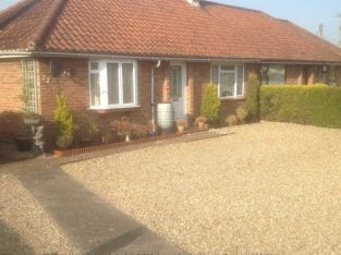 HOME SWAP 2 BED SEMI DETACHED BUNGALOW IN LENWADE