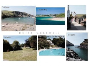 North Cornwall Chalet to let from Sat 1st September