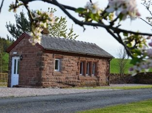 10-13/08/2018 Holiday in a Railway Cottage (Weigh Office) Penrith, Cumbria – Eden Valley / The Lakes