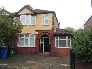 5 bed house to let for students, Manchester