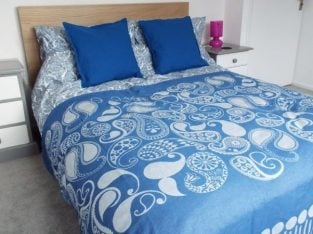 £445 SPACIOUS DOUBLE ROOM FOR SINGLE OCCUPANCY
