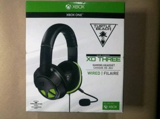 NEW Turtle Beach XO THREE Gaming Headset Xbox One