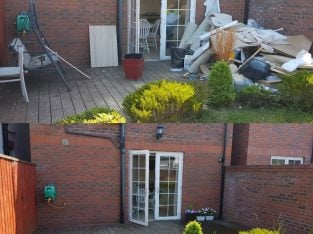 House/office removal – garden/rubbish clearance – pick ups and deliveries