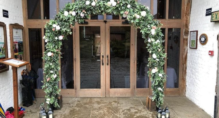 For Hire Beautiful Wedding Arch