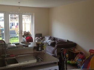 SWAP 2 bed new build house looking for 2 or 3