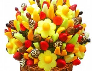 Very flexible Fruit Gift Business For Sale
