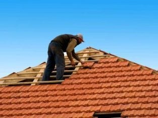 Roofer no job to big or small