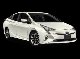 PCO CAR HIRE READY, 2018 Plate White Reverse – UBER Ready Toyota Prius 2018 White Hire, Insurance
