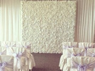 Asian reception decoration package