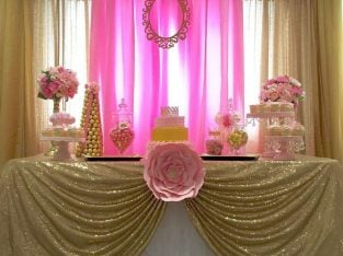 Event Decoration Specialist