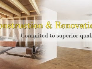 Loft Conversion & Extension, Refurbishment, Kitchen & Bathroom, Painting and Decorating, Flooring