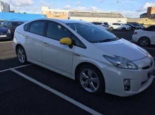 CAR HIRE-RENT – TOYOTA PRIUS-AUTOMATIC HYBRID-SPECIAL OFFER-MINIMUM DEPOSIT- UBER READY
