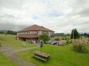 Well presented Golf Course And Clubhouse, Dunoon For Sale
