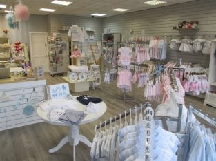 Profitable Specialist Baby Wear Gift And Accessory Shop For Sale