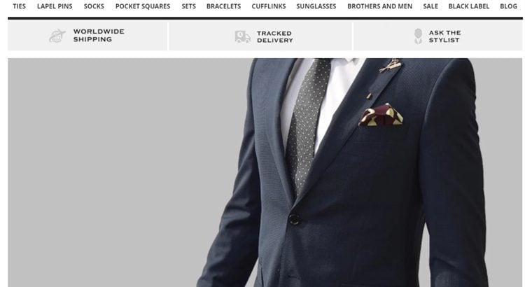 Online Men's Accessories Business With Over 50k Social Followers For Sale