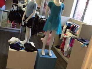 Buy a Dance Wear Shop With E-commerce Site