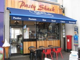 Pasty Takeaway & Cafe Located In Falmouth For Sale